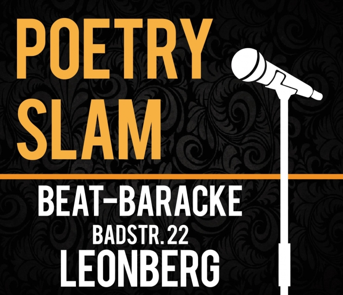"""Poetry Slam"" in der Beat Baracke"